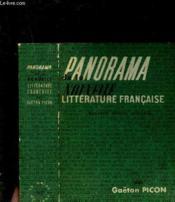 Panorama Des Idees Contemporaines - Couverture - Format classique