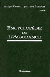 Encyclopedie De L'Assurance - Couverture - Format classique