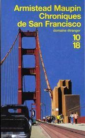 Les Chroniques De San Francisco T.1 - Intérieur - Format classique