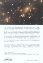 Clairs-obscurs du cosmos - 4ème de couverture - Format classique