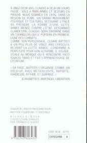 Dernieres cartouches - 4ème de couverture - Format classique