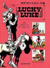Tout Lucky Luke t.3 ; t.7 à t.9 - Intérieur - Format classique