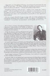 Tai Ji Danse Du Tao - 4ème de couverture - Format classique