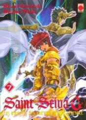 Saint Seiya - épisode G T.7 - Couverture - Format classique