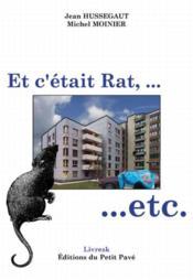 Et c'était rat, ...etc. - Couverture - Format classique