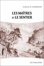 Les maitres et le sentier - Couverture - Format classique
