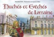 Duches Et Eveches - Couverture - Format classique