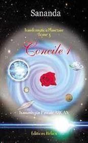 Concile 1 - transformation planetaire t.3 - Couverture - Format classique