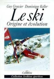 Ski (Le) - Couverture - Format classique