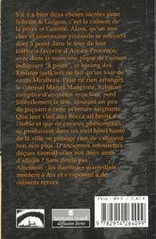 Qui A Brule Le Diable - 4ème de couverture - Format classique