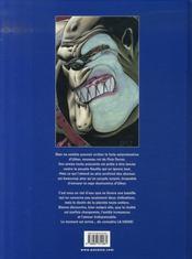 Fourmi blanche t.3 ; chasse impitoyable - 4ème de couverture - Format classique