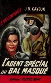 L'agent spécial au bal masqué - Couverture - Format classique