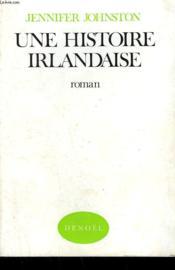 Une histoire irlandaise - Couverture - Format classique