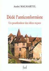 Dede L'Anticonformiste - Intérieur - Format classique