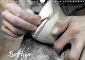 Bottier (calendrier mural 2019 din a4 horizontal) - artisan bottier (calendrier mensuel, 14 pages ) - Couverture - Format classique