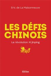 Les défis chinois - Couverture - Format classique