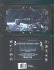 Conquêtes T.6 ; Adonaï - 4ème de couverture - Format classique