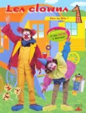 Clowns - Couverture - Format classique