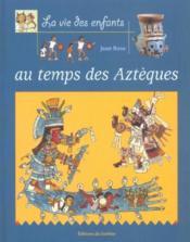 Au temps des azteques - Couverture - Format classique