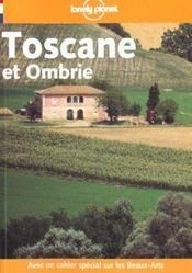 Toscane Et Ombrie ; 1e Edition - Intérieur - Format classique