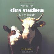 Memoires des vaches et des boeufs - Intérieur - Format classique