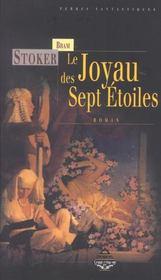 Joyau des sept etoiles - Intérieur - Format classique