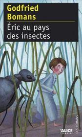 Eric au pays des insectes - Intérieur - Format classique