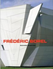 Frédéric Borel - Couverture - Format classique