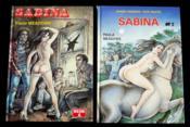 Sabina - Couverture - Format classique