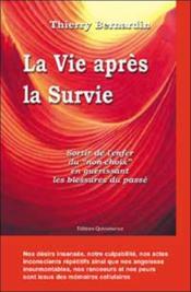 Vie Apres La Survie - Guerir Blessures Passe - Couverture - Format classique