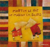 Martin le rat et marion la souris - Couverture - Format classique