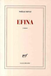 Efina - Couverture - Format classique
