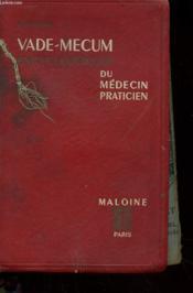 Vade-Mecum Encyclopedie Du Medecin Praticien - 225 Figures - Couverture - Format classique