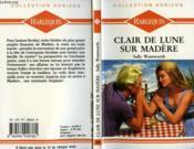 Clair De Lune Sur Madere - Illusions Of Love - Couverture - Format classique
