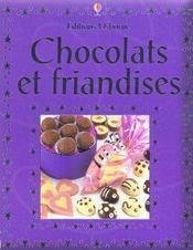 Chocolats Et Friandises - Intérieur - Format classique