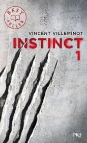Instinct t.1 - Couverture - Format classique