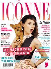 Icônne by Natoo - Couverture - Format classique