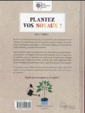 Plantez vos noyaux - 4ème de couverture - Format classique