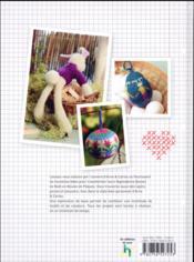 Joyeuses Pâques au tricot - 4ème de couverture - Format classique