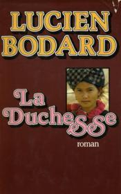 La Duchesse - Couverture - Format classique