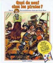 Quoi De Neuf Chez Les Pirates ? - Intérieur - Format classique