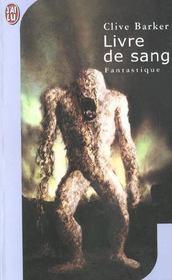 Le livre de sangt.1 - Intérieur - Format classique