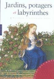 Jardins, potagers et labyrinthes - Intérieur - Format classique