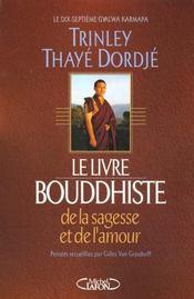 Livre Bouddhiste De La Sagesse Et De L'Amour - Intérieur - Format classique