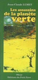 Les assassins de la planète verte - Couverture - Format classique