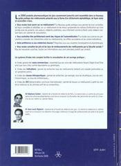 Le nouveau guide pratique des medicaments dictionnaire alphabetique - 4ème de couverture - Format classique