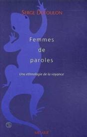 Femmes de paroles - Couverture - Format classique