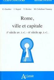 Rome, ville et capitale - Intérieur - Format classique
