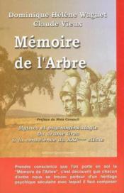 Memoire de l'arbre - mythe et psychogenealogie - Couverture - Format classique