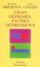 Vrais deprimes, fausses depressions - Intérieur - Format classique